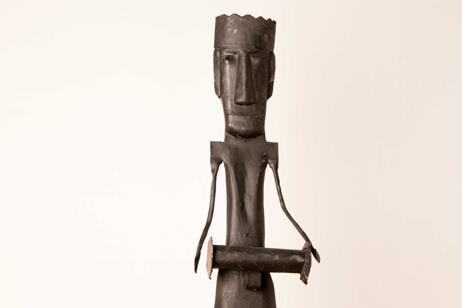 Bastar Tribal Wrought Iron Musician