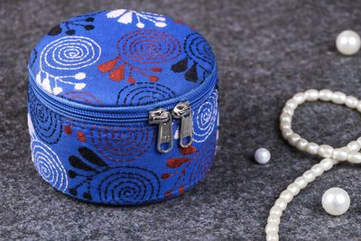 Bengal Kantha Work Handcrafted Utility Box