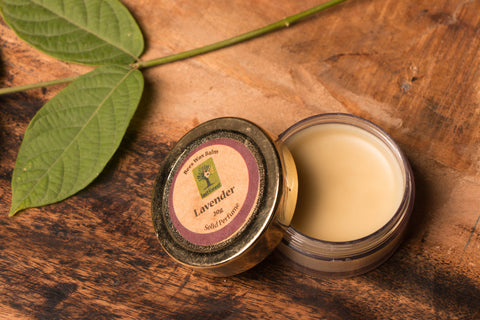 Lavender - Bee Wax Balm by Last Forest (20 gm)