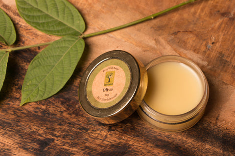 Olive - Bee Wax Balm by Last Forest (20 gm)