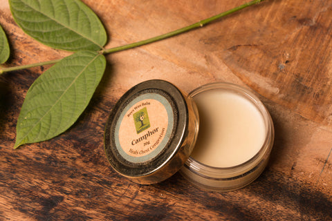 Camphor - Bee Wax Balm by Last Forest (20 gm)