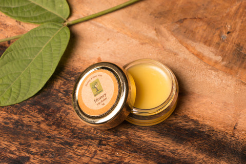 Honey - Bee Wax Lip Balm by Last Forest (5 gm)