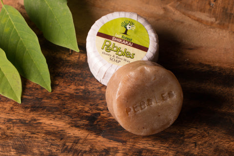 Shikakai - Bee Wax Soap by Last Forest (75 gm)