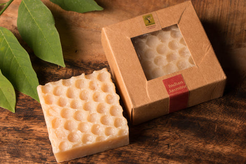 Indian - Bee Wax Soap by Last Forest (100 gm)
