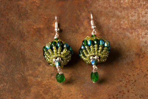 Blue Mango Prague Earring