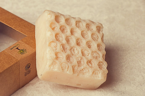Last Forest Basil Beewax Soap - 100 gm