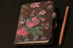 Handmade Classic Notebook With Pencil (Small)