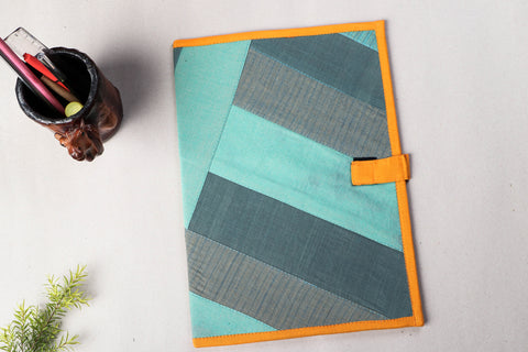 Handmade Patchwork File Folder by Jugaad