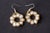 Hapur Beadwork Earrings by Aagaz