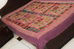 Stone Wash Single Bed Cover/Thin Quilt