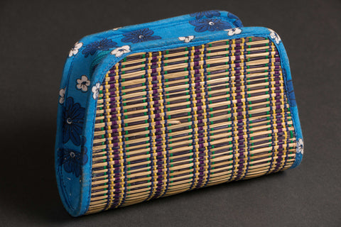 Madur Grass Cosmetic Bag /Toilet pouch of Midnapur