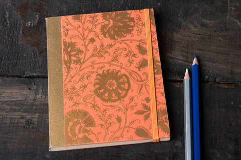 Sukriti Elastic Closure Notebook 6in x 4.5in