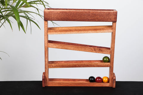 Handmade Wooden Ball Slider