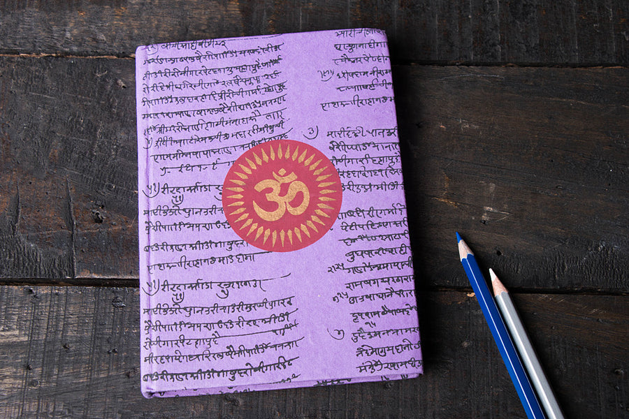 Handmade Purana Khata Notebook 7in x 5in