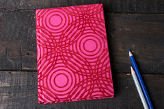 Handmade Paper Notebook 7in x 5in