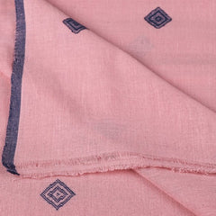 Organic Kala Cotton Pure Handloom Big Buti Fabric