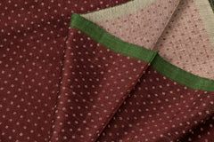 Mashru Silk Unstitched Fabric (Width : 21.5 Inches)