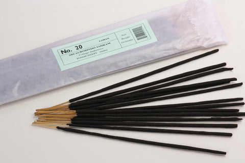 Sri Aurobindo Ashram - Loban Incense Sticks