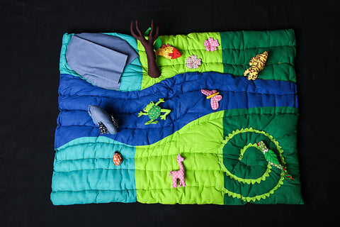 Baby Play Mat - Animals by SASHA