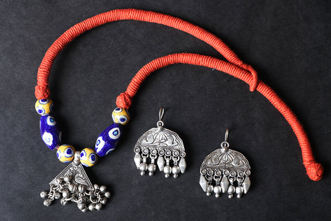 Special Thread Dori Handmade GS Necklace Set