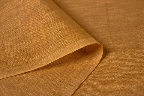 Handwoven Pure Linen Fabric from Bhagalpur