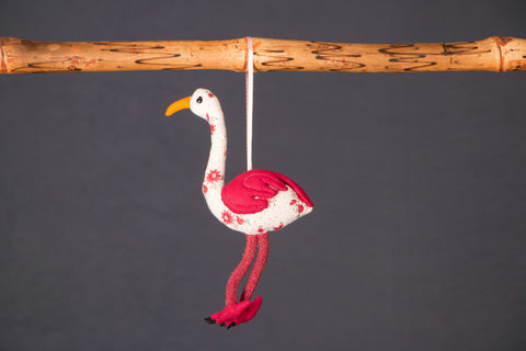 Ostrich Hanging by SASHA