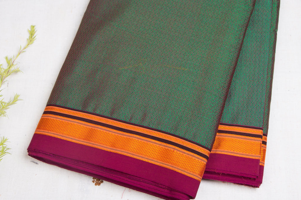 Maharashtra Khun Cotton Fabric (width - 43 inches)