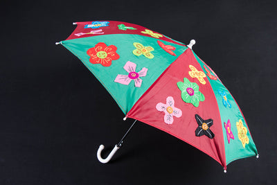 Pipli Applique Work Umbrella from Orissa