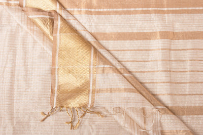 Original Maheshwari Silk Pure Handloom Saree by Gulrez Ansari