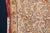 Kalamkari Hand Block Print Natural Dyed Cotton Saree with Blouse