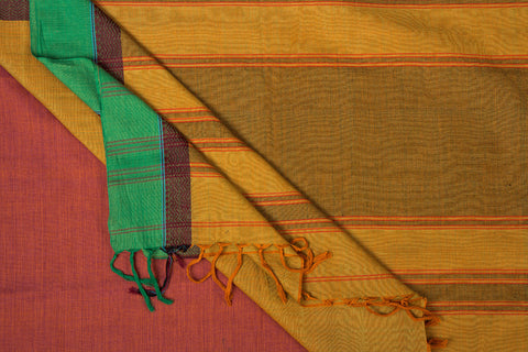 Phulia Bengal Handloom Naksha Anchal Cotton saree
