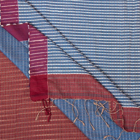 Phulia Bengal Handloom Kota Cotton Saree