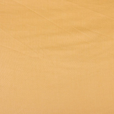 Light Yellow - Pre Washed Plain Dyed Pure Cotton Fabric (Width - 114 cm)