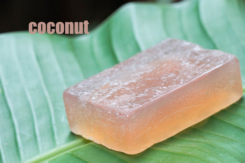 Coconut - Natural Handmade Soap 100 gms