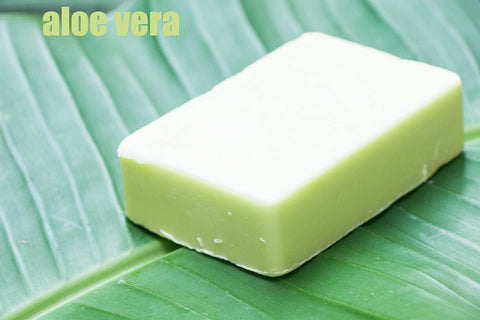 Aloe vera - Natural Handmade Soap 100 gms