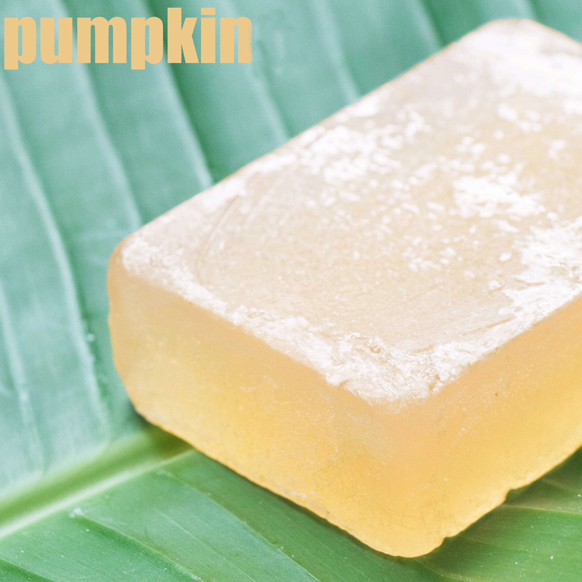 Pumpkin - Natural Handmade Soap 100 gms