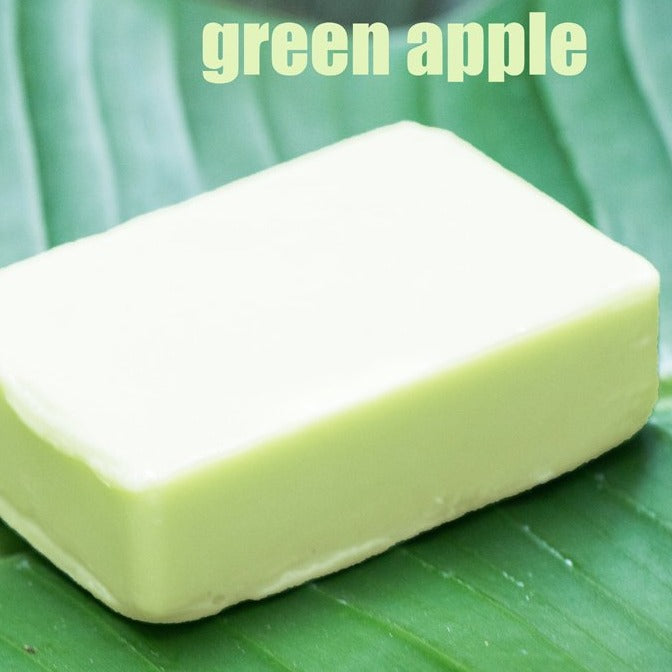 Green Apple - Natural Handmade Soap 100 gms