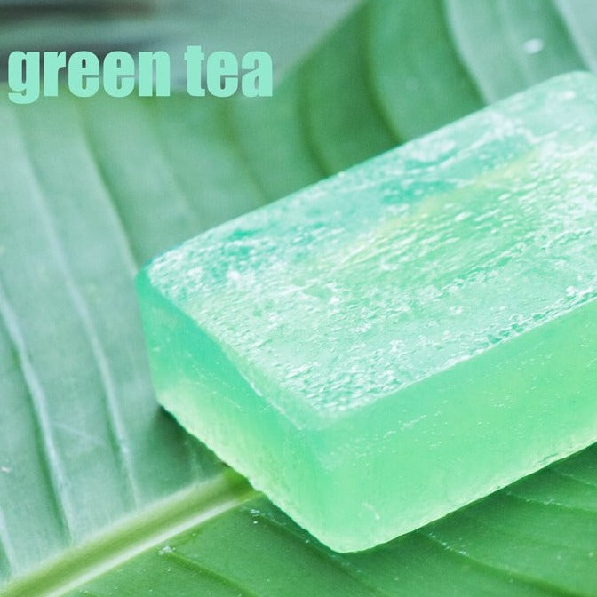 Green Tea - Natural Handmade Soap 100 gms