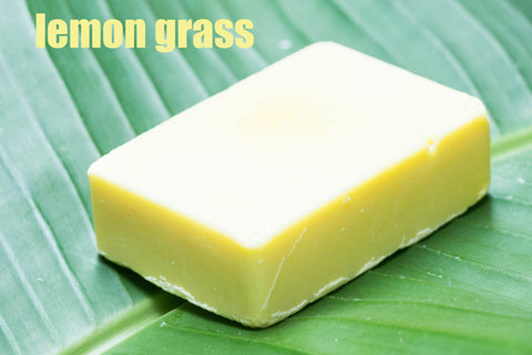 Lemon Grass - Natural Handmade Soap 100 gms