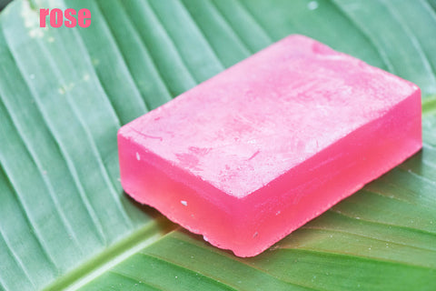 Rose - Natural Handmade Soap 100 gms