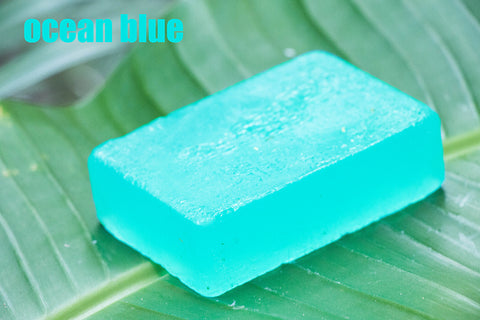 Ocean Blue - Natural Handmade Soap 100 gms
