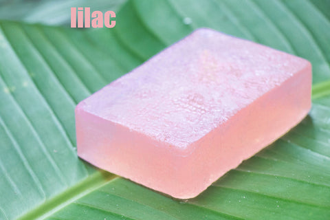 Lilac - Natural Handmade Soap 100 gms
