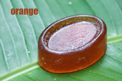 Orange - Natural Handmade Soap 50 gms