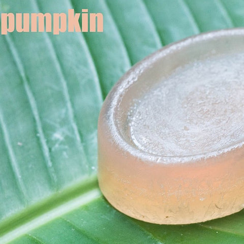 Pumpkin - Natural Handmade Soap 50 gms