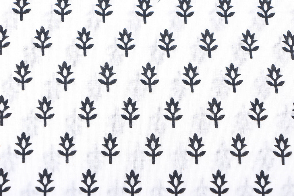 Pre Washed Cotton Screen Printed Fabric