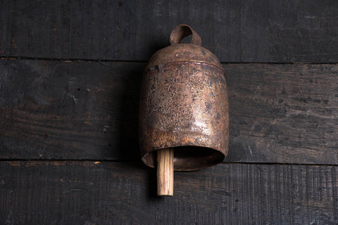 Kutch Copper Coated Bell (8.3 inches)