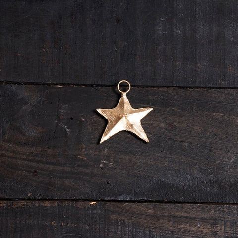 Kutch Copper Coated Star (2.6 inches)