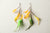 Paperjewelz Feather Earrings by Vrinda