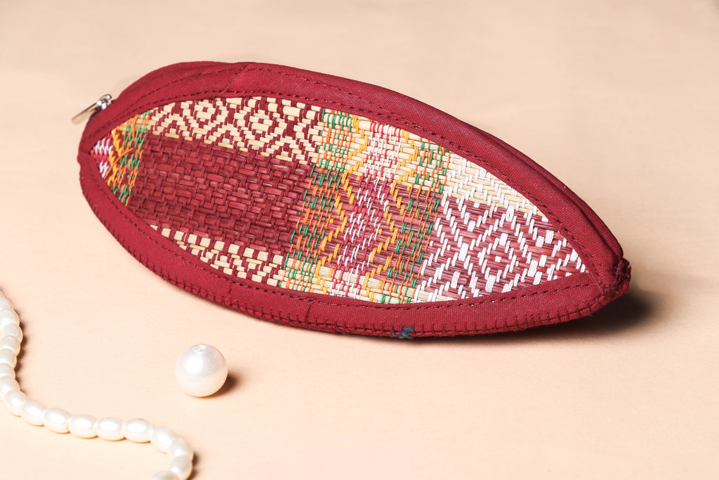 Madur Grass Coin Pouch of Midnapur