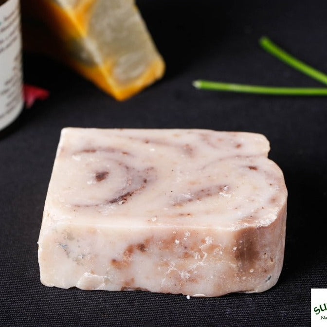 Sundaram Handmade Natural Herbal Chamomile Lavender Butter Soap
